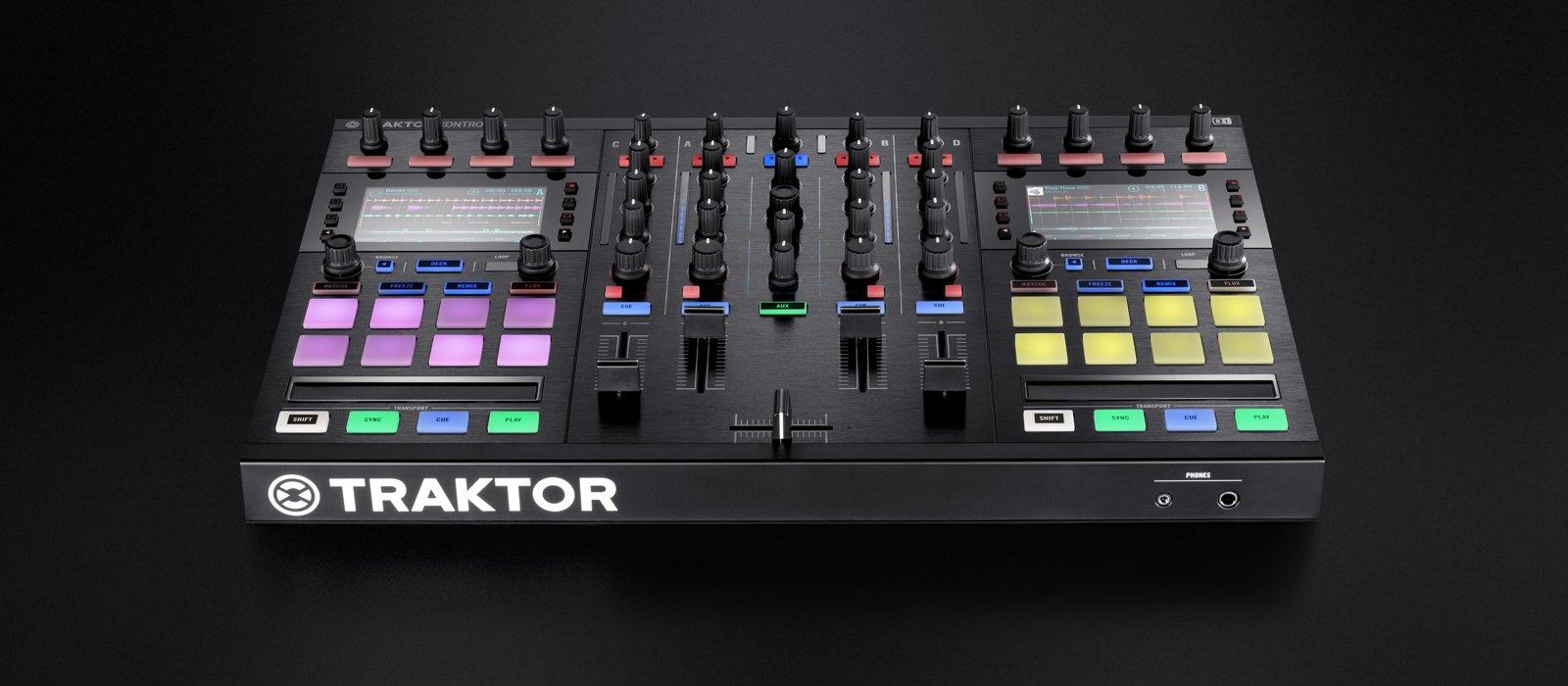 Nuevo sistema integrado para DJs Traktor Kontrol S5 - Blog de Microfusa
