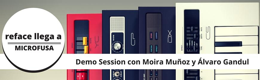 Presentación de los nuevos sintetizadores reface de Yamaha en MicroFusa Madrid - Blog de Microfusa