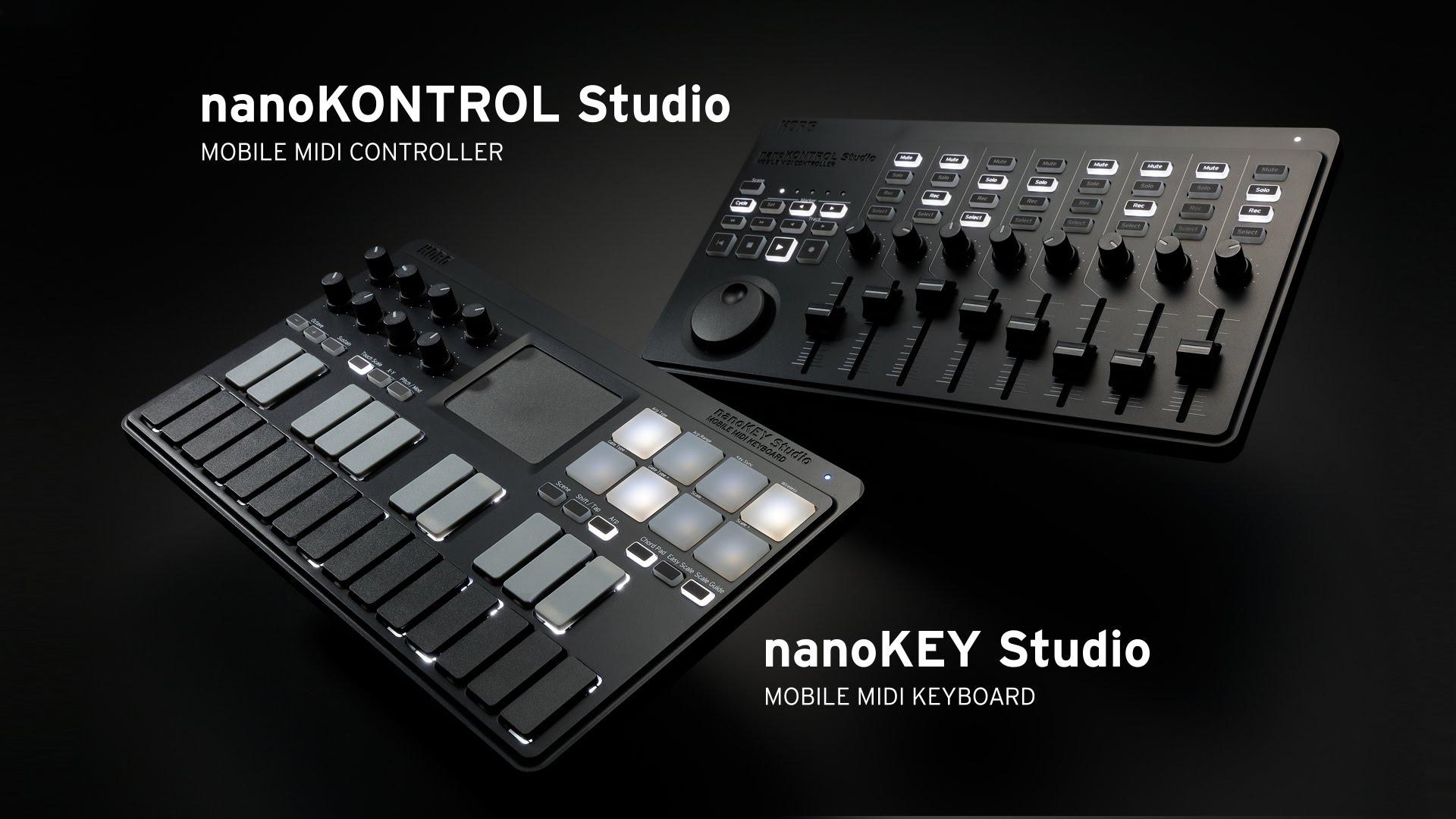 Korg nanoStudio Series: mini controladores, maxi portátiles (NAMM 2016) - Blog de Microfusa