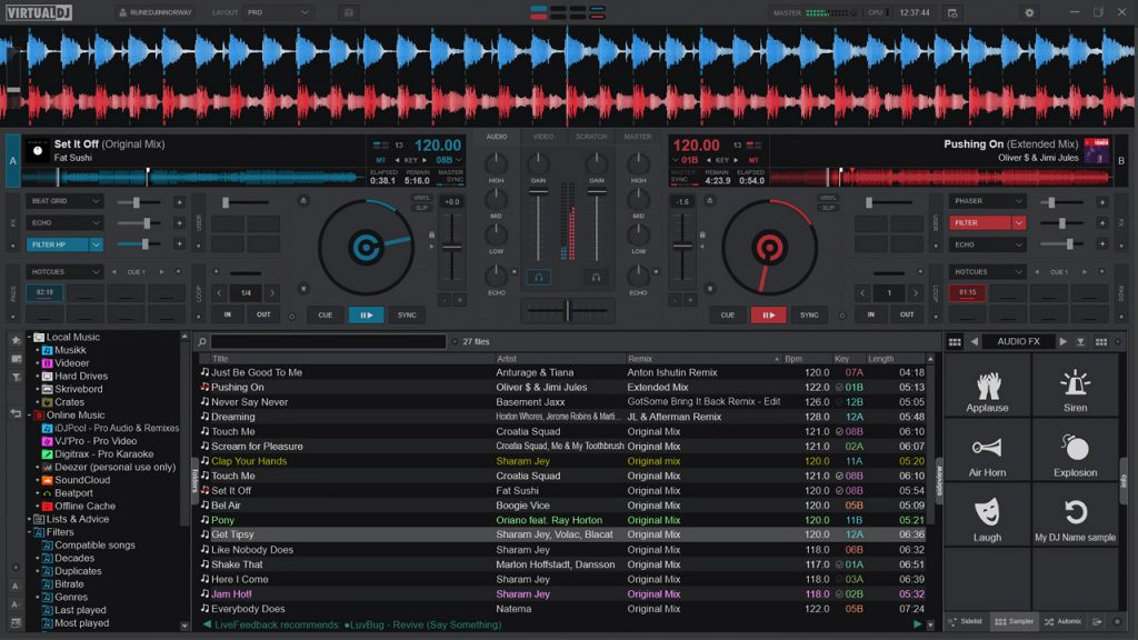 TIPS PARA DJS PRINCIPIANTES virtual dj