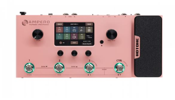 Hotone Ampero Pink Limited Edition