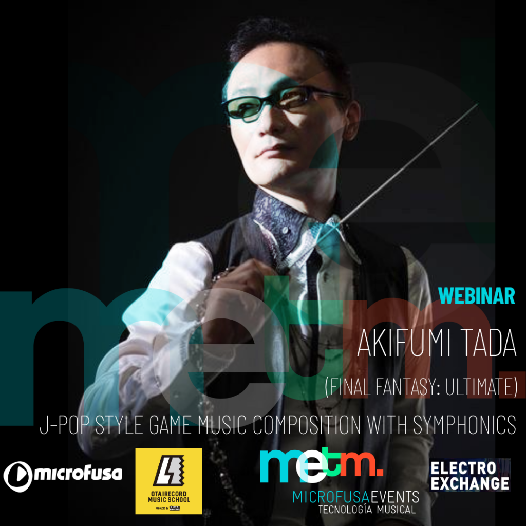 webinars microfusa otai records Akifumi Tada