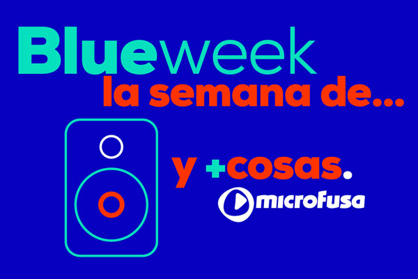 blue week monitores