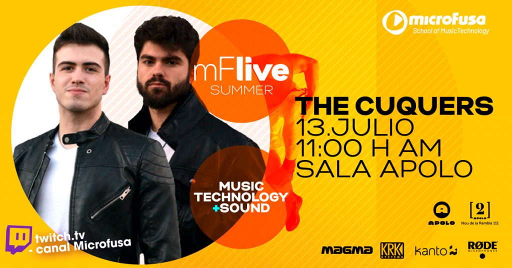 mflive summer the cuquers